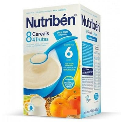 Nutriben 8 Cereals